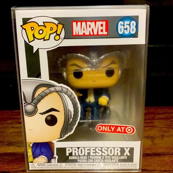 Marvel Professor X Funko Pop